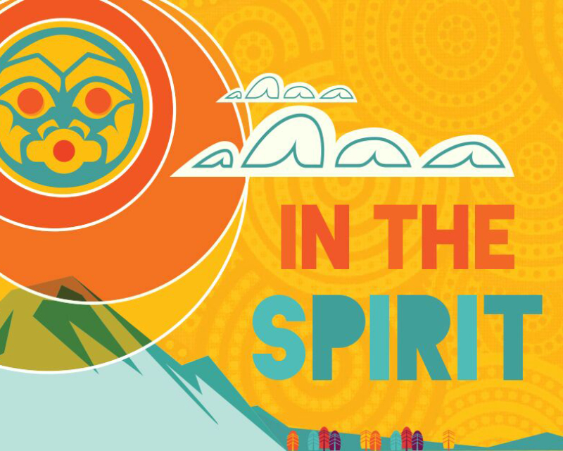 In The Spirit Virtual Arts Market and Virtual Northwest Native Festival
