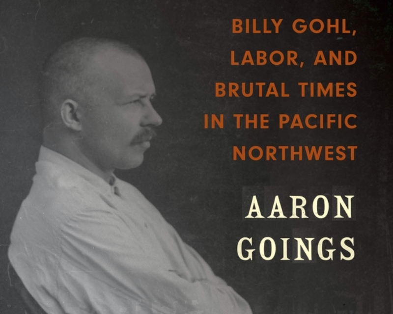 Aaron Goings - The Ghoul of Grays Harbor